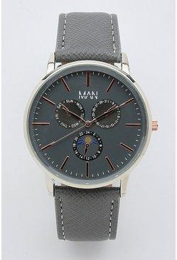 Grey Man Dash Classic Watch