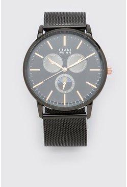 Black Man Dash Classic Watch