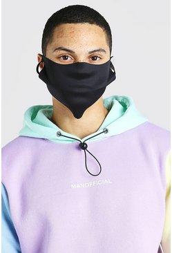 Multi 2 Pack Plain Fashion Masks