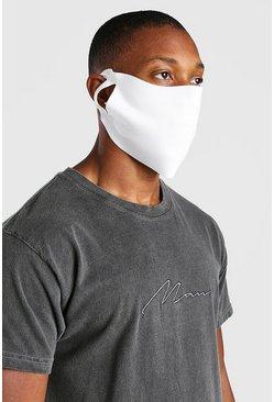 Multi 3 Pack Plain Fashion Masks