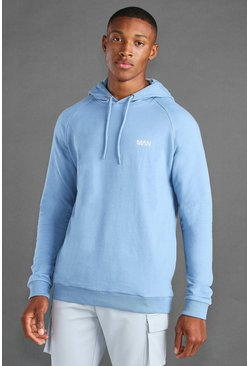 Blue MAN Active Regular Fit Hoodie