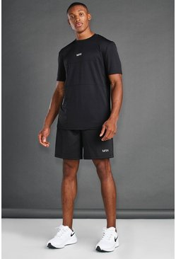 MAN Active Utility Short Set , Black