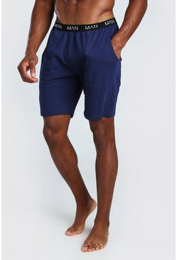 Short confort - MAN, Navy