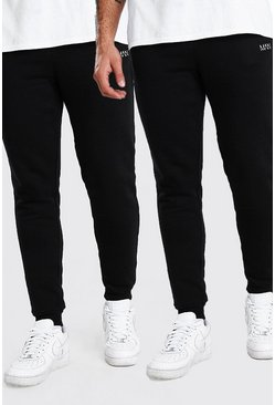 Black Man Dash 2 Pack Slim Jogger