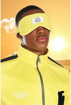 Yellow Burna Boy Eye Mask