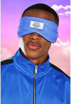 Cobalt Burna Boy Eye Mask