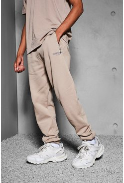 Taupe Official Collection Heavyweight Jogger