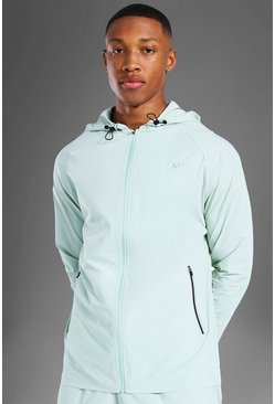 Sage Man Active Windbreaker