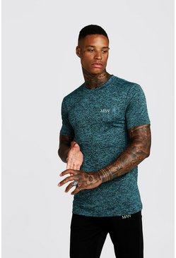 Cobalt MAN Active Marl T-Shirt