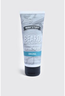 Mens Clear MAN Stuff Beard Shampoo