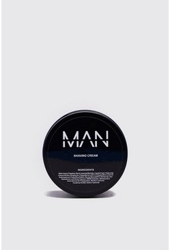 Mens White MAN Nourishing Shaving Cream