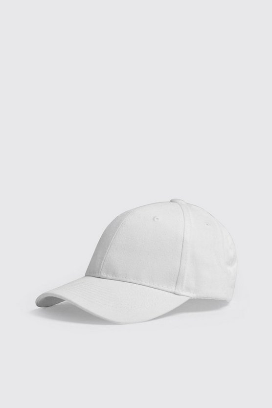 MAN Two Stripe Side Embroidery Cap