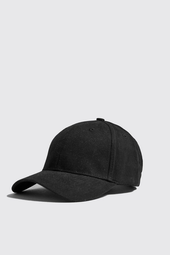 MAN Two Stripe Side Embroidered Cap