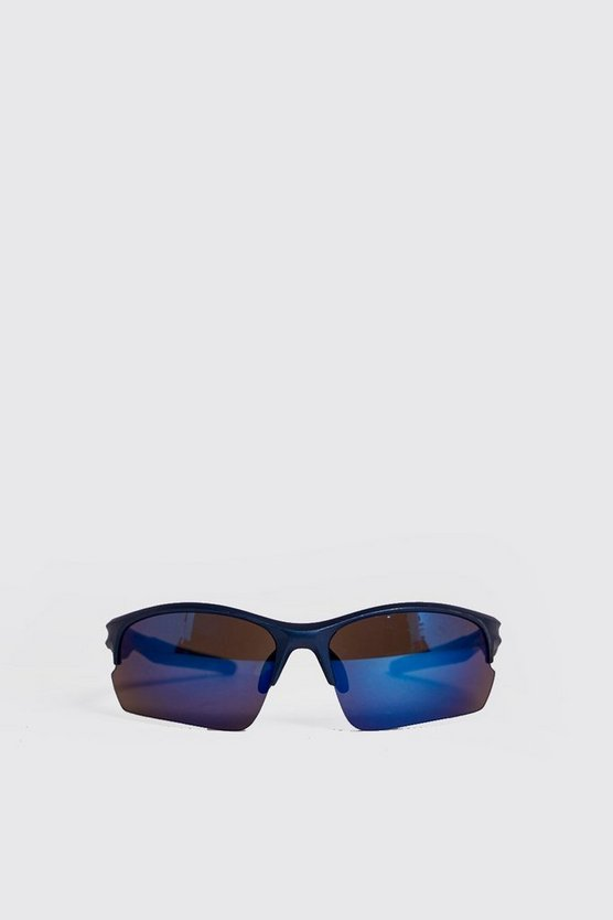 True Sport Mirror Lens Sunglasses
