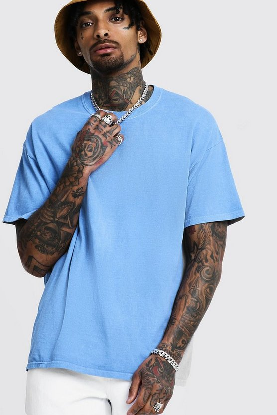 Loose Fit Overdyed T-Shirt