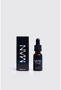 Mens Clear MAN Beard Oil