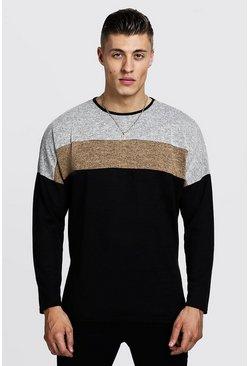 5d90ff50d Mens Jumpers | Mens Sweaters | Mens Knitwear - boohooMAN UK