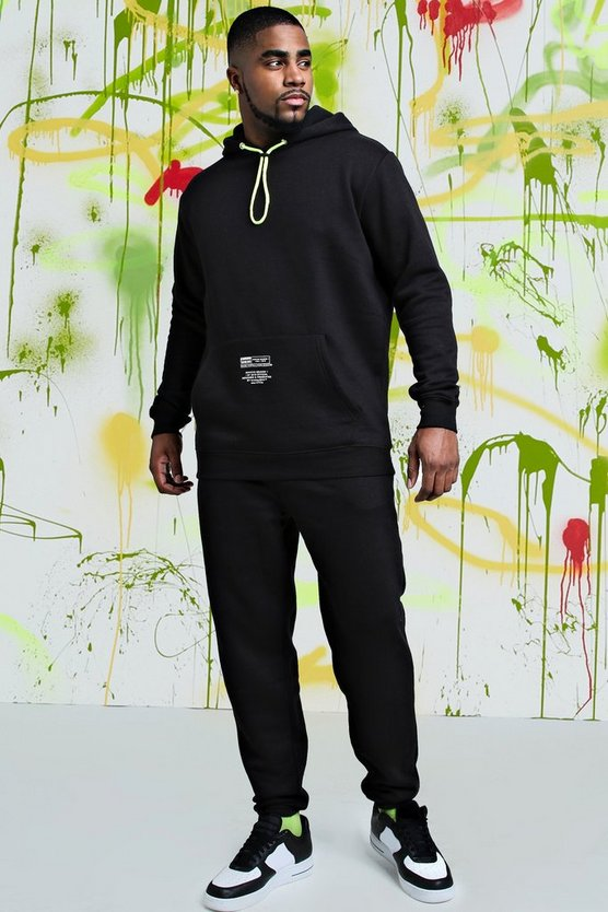 Big & Tall Quavo Skinny MAN Official Tracksuit