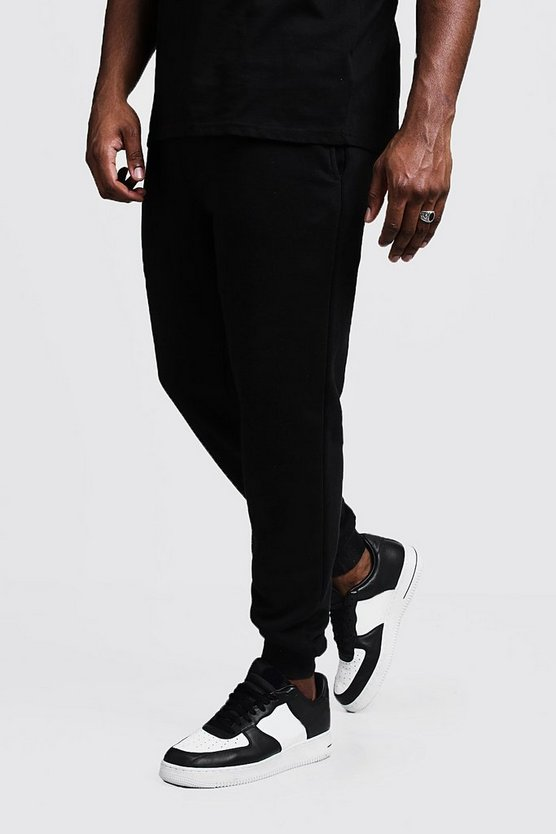 Big And Tall MAN Printed Skinny Fit Joggers