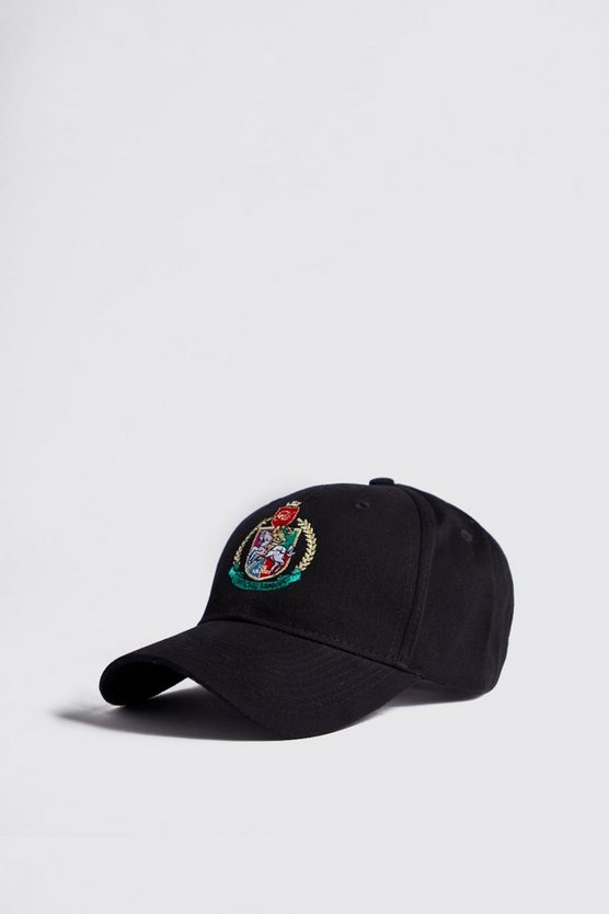Herald Man Embroidered Cap