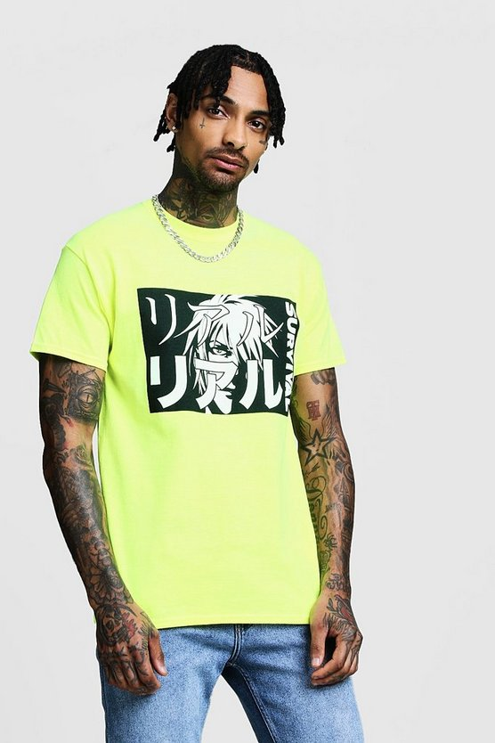 Regular Survival Printed Jersey Tee