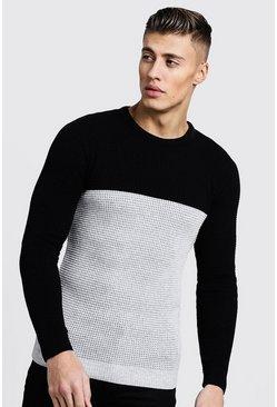 77e205fb4 Cheap Men's Sweaters | Men's Knitwear Sale | Boohoo