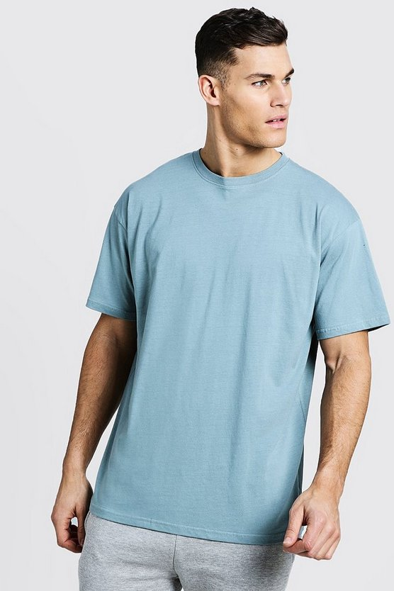 Abyss Oversized Crew Neck T-Shirt