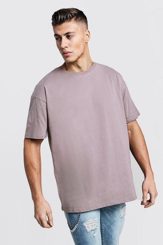 Bark Oversized Crew Neck T-Shirt