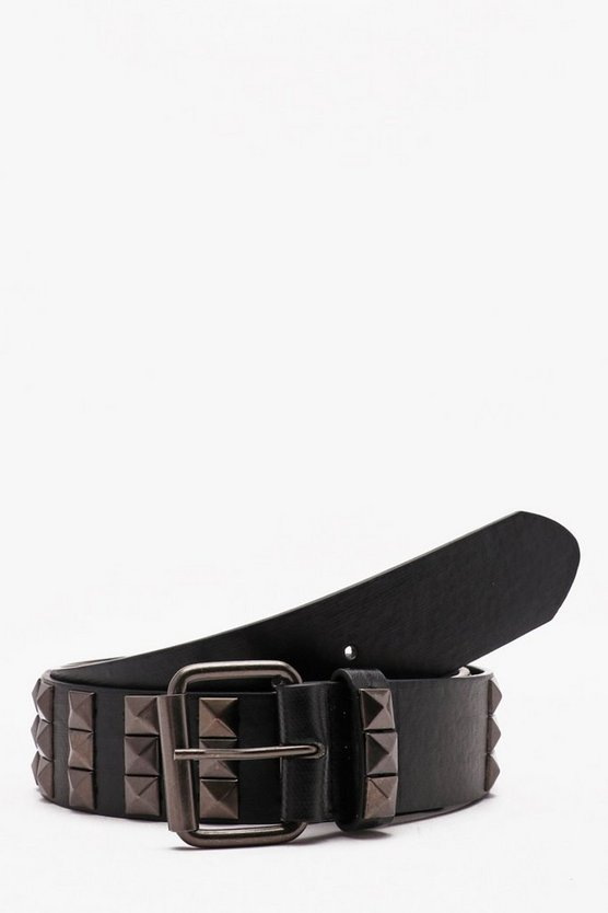 All Over Studded Belt