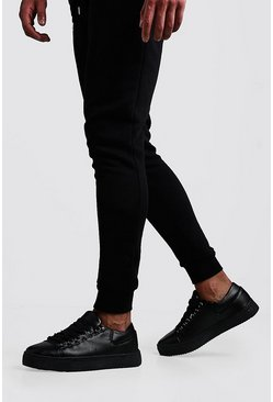 2ecf2813792c Mens Trainers | High-Top Trainers & Plimsolls - boohooMAN