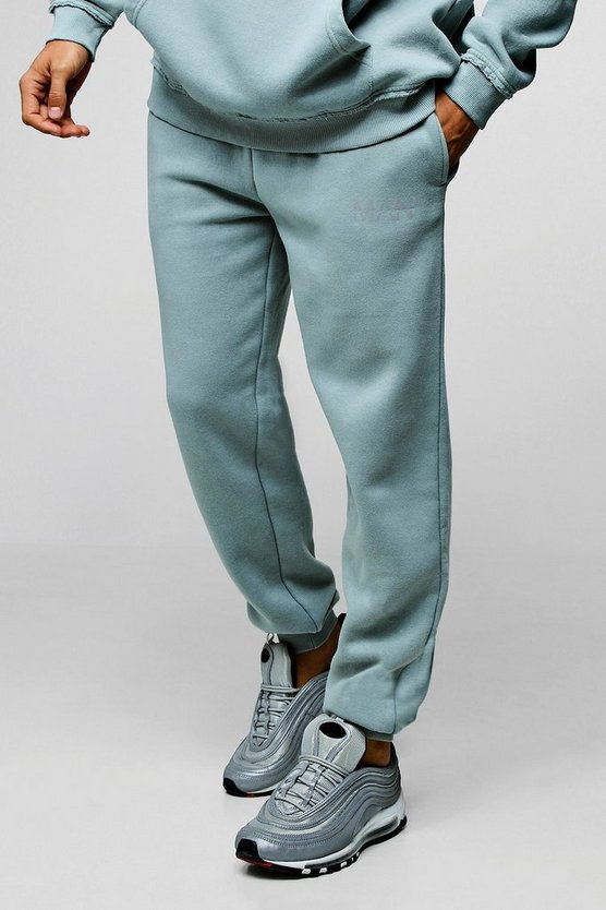 Abyss Loose Fit Heavyweight Washed MAN Jogger