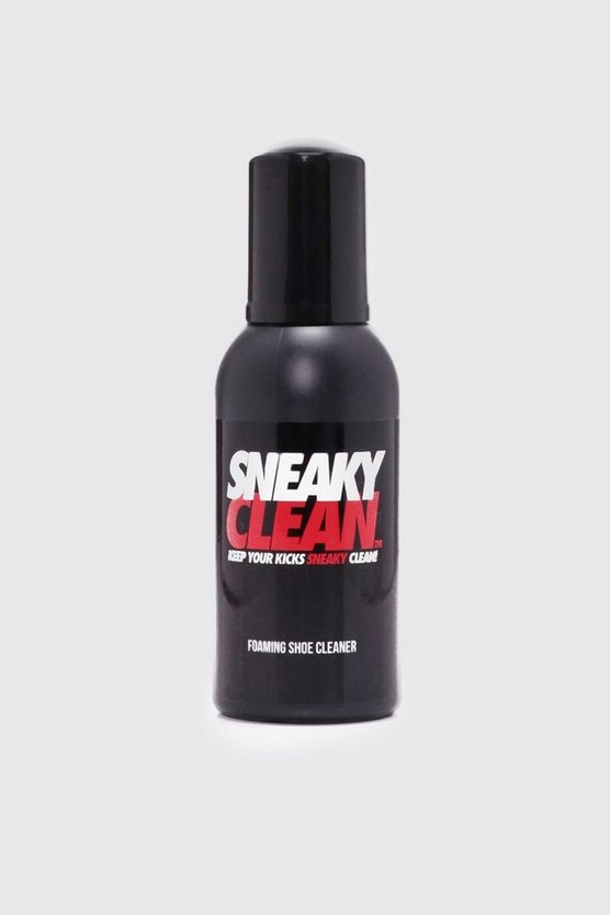 Mens Black Sneaky Clean Shoe Cleaner