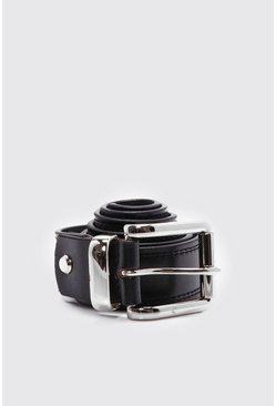 Mens Black PROFILE BELT