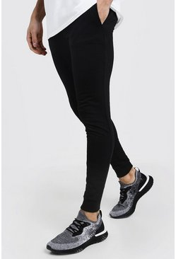 Black Super Skinny Joggers