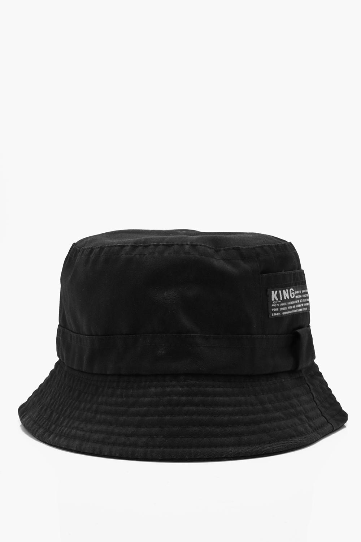 c73e3545f Plain Bucket Hats - boohooMAN