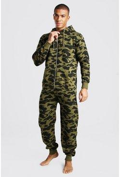 1ad12e60 Mens Onesies & Loungewear | Animal Onesies - boohooMAN UK