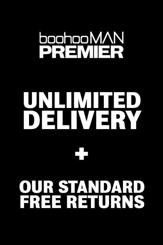 BOOHOOMAN PREMIER - UNLIMITED DELIVERY